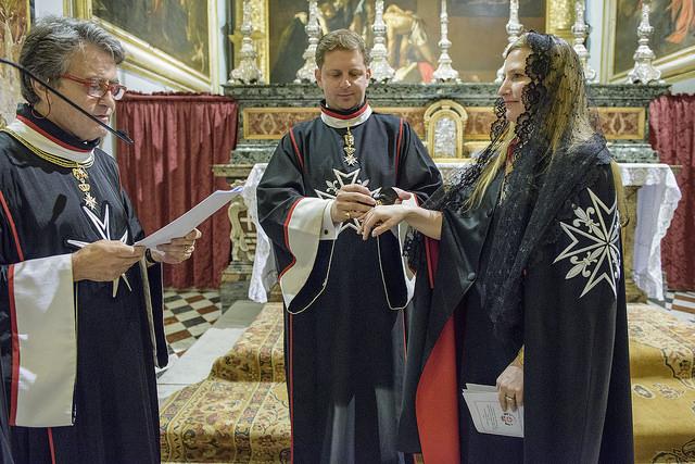 Enyd de Petri Testaferrata, Marchesina of San Vincenzo Ferreri